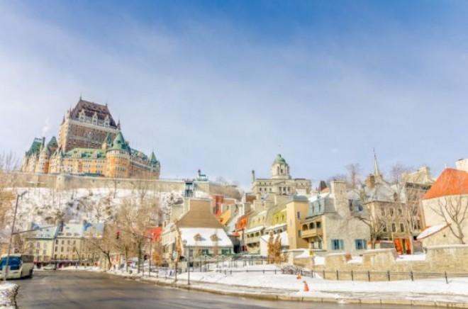 Восхитительно красивый Кабек, Канада