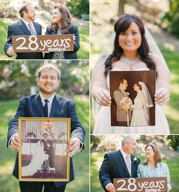 Создайте замечательный фотоальбом вашей общей семьи для родителей