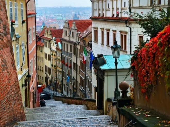 Романтичная и незабываемая Прага