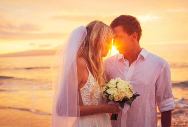 свадьба жара