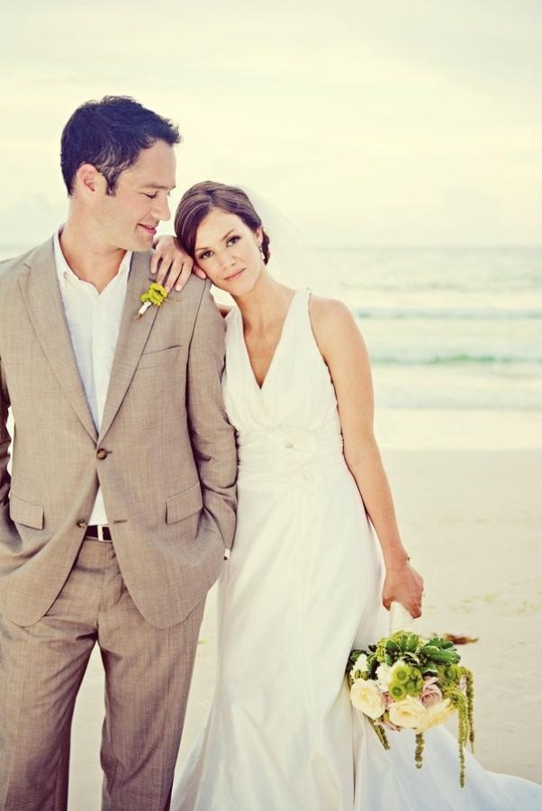 Прекрасный день свадьбы