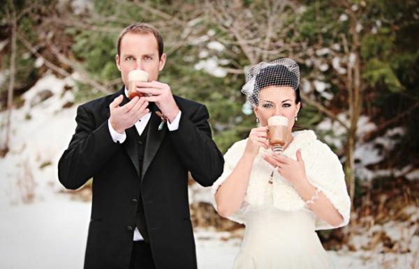 Что может быть вкусней чашечки горячего шоколада зимой?
