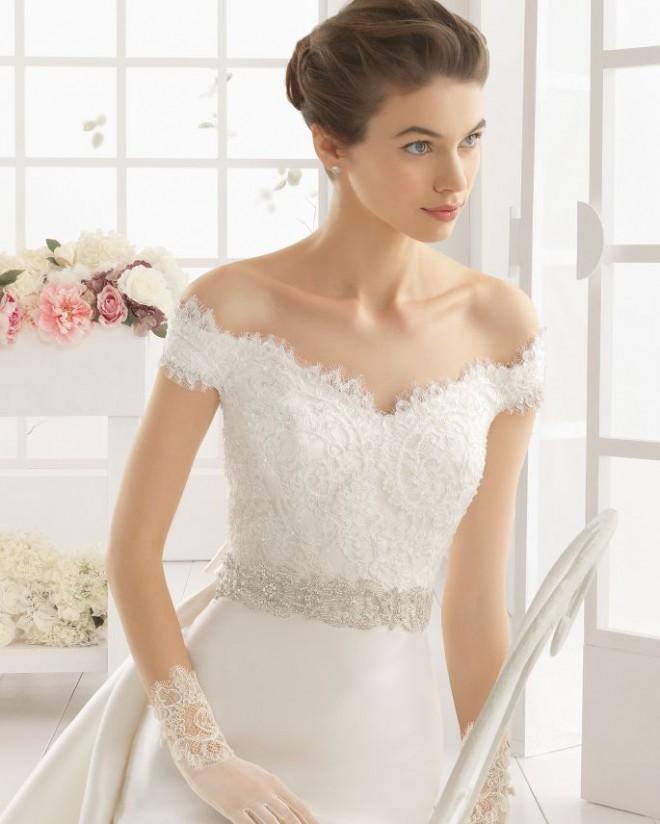 Очень важно правильно выбрать бюстгальтер к свадебному платью