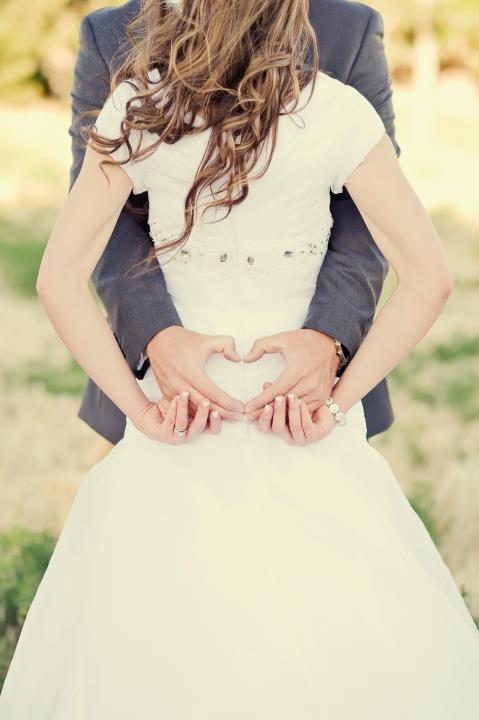 Незабываемый день свадьбы
