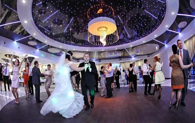 Свадебный танцпол