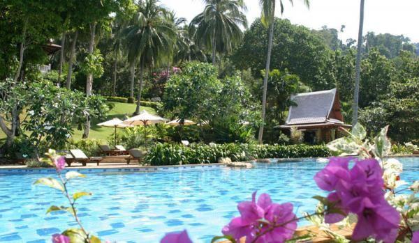Ко-Чанг, Таиланд