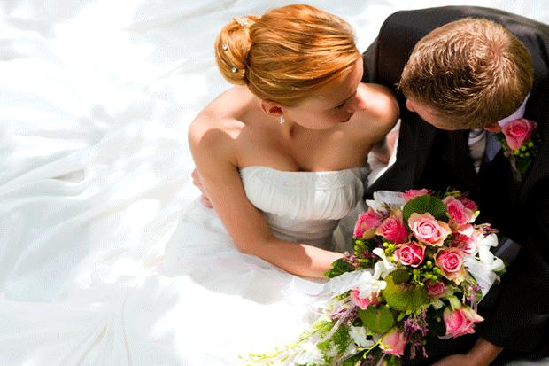 Романтическая свадьба для Овнов