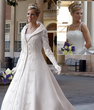 Осенью невесте стоит обзавестись стильным пальто
