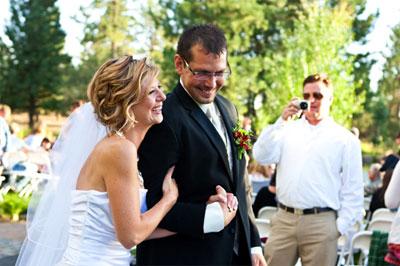 Прекрасно организованная свадьба - залог хорошего настроения молодоженов и приглашенных гостей