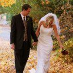 Свадьба осенью – как организовать торжество?