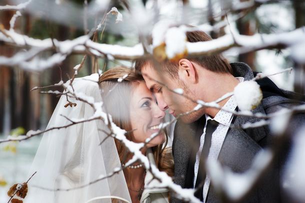 Зима создает очаровательные пейзажи для фотосъемки