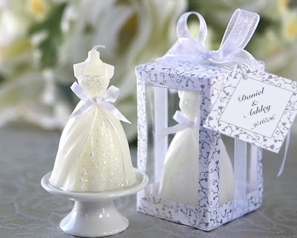 свеча невеста