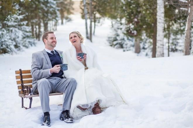 Зима, согретая любовью