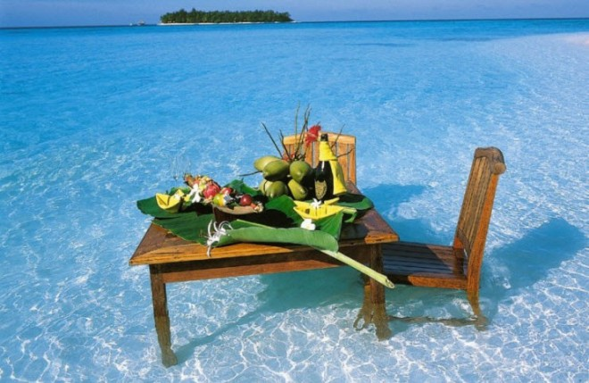 Медовый месяц на экзотических островах