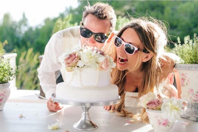 Свадебный торт - красивая и вкусная традиция