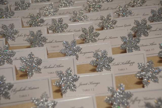 Свадебные приглашения с зимними мотивами