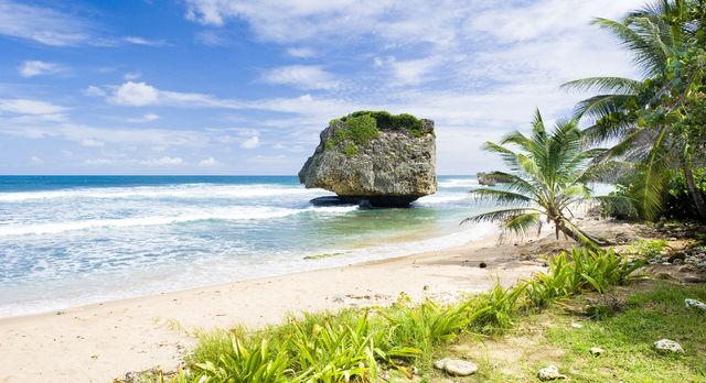Остров Барбадос, экзотические пейзажи