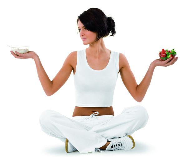 Сбалансированное питание и ежедневные упражнения творят чудеса