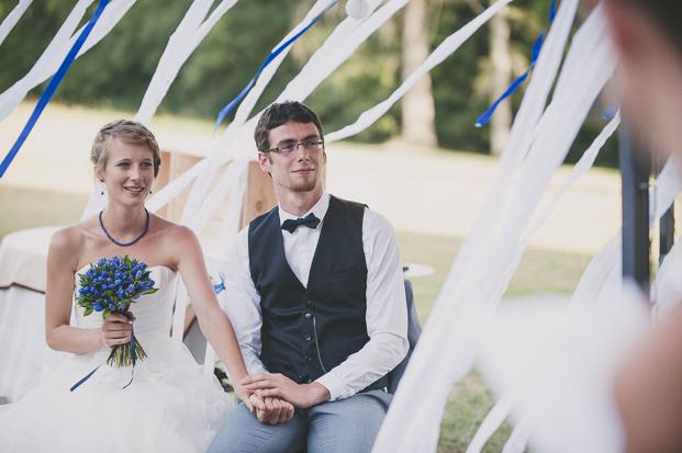 Свадьба в морском стиле будет выглядеть очень стильно