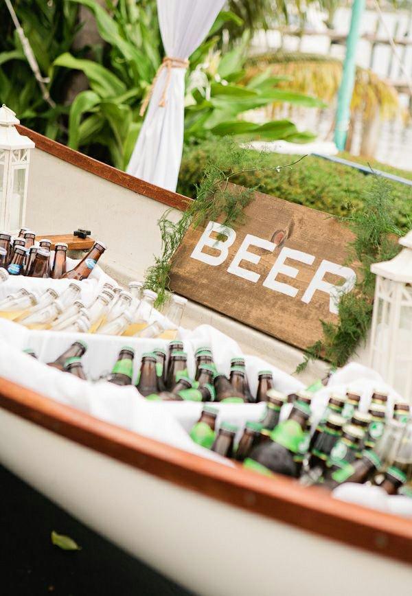 Пивная свадьба славиться... пивом