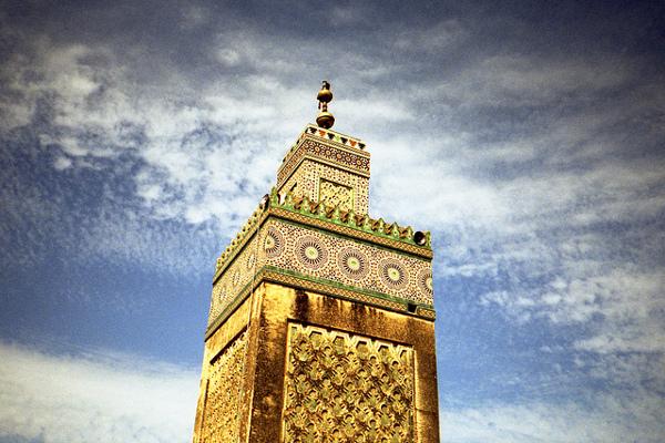 Находясь в Марокко стоит, хотябы на один ден приехать в Марракеш