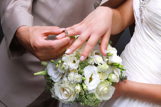 Руки невесты должны иметь ухоженный вид