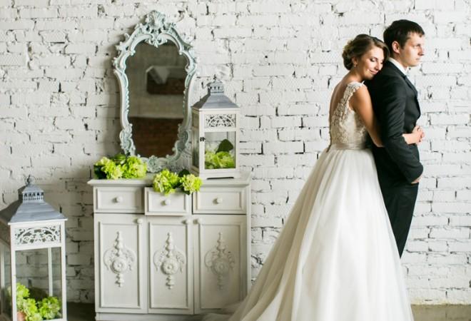 Стильные декорации для трендовой свадьбы