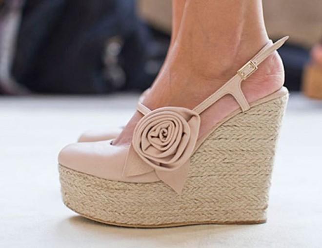 Обувь на платформе более устойчива