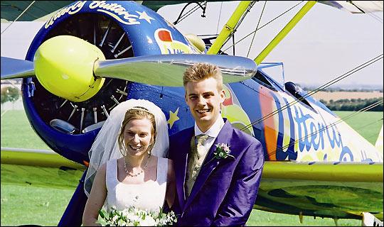 Венчание на облаках