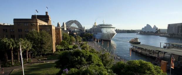 Круговая набережная Сиднея