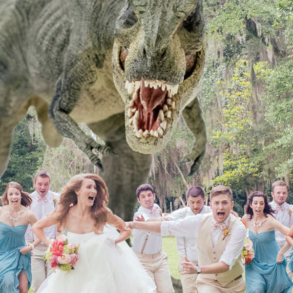 Все больше молодых пар стремятся сделать свою свадьбу незабываемой