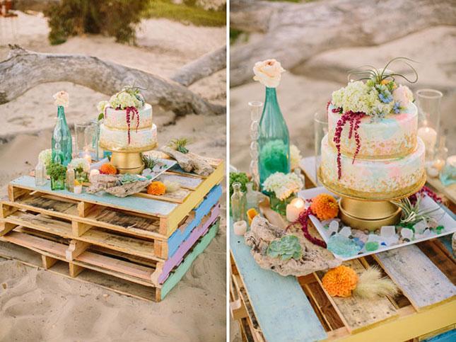 Вы можете найти очень много элементов для украшения тематической свадьбы