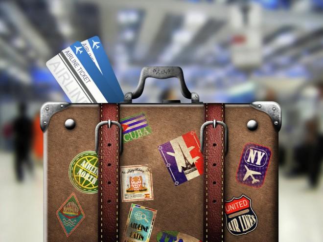 Все готово к путешествию