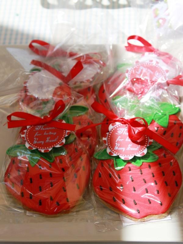 Печенье для гостей