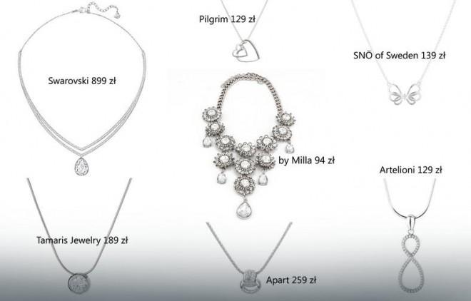 Элегантные ожерелья