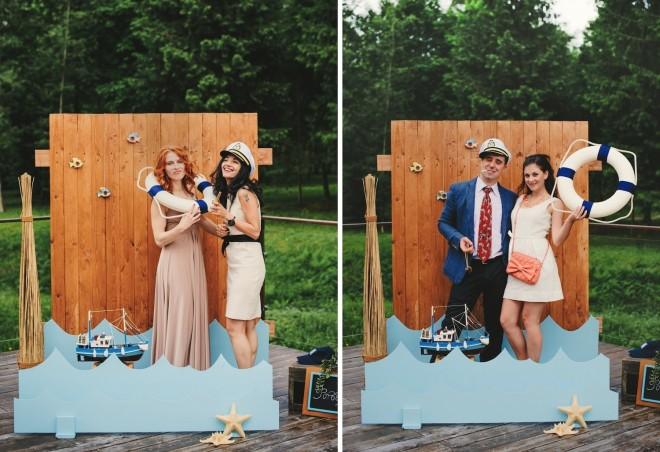 Фотосессия на свадьбе