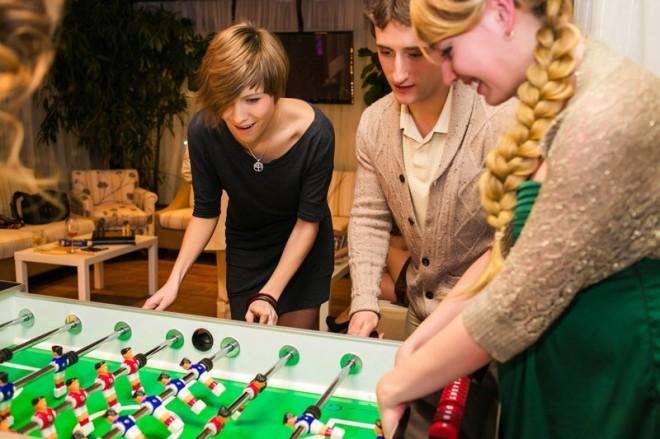 Поиграйте со взрослыми в интересные игры