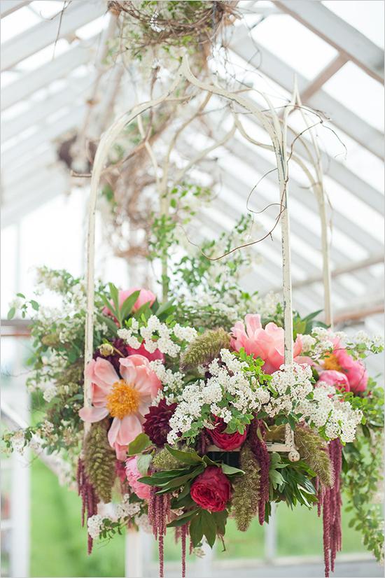 Какая свадьба без цветов?