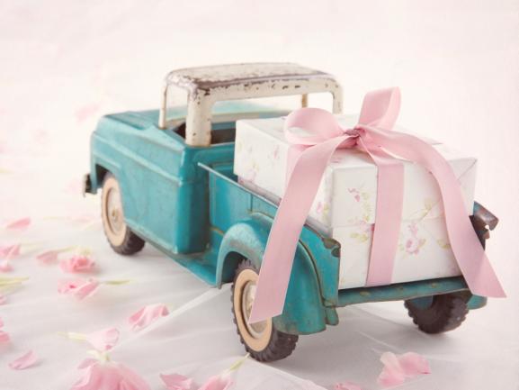 Список свадебных подарков намного облегчит вам жизнь