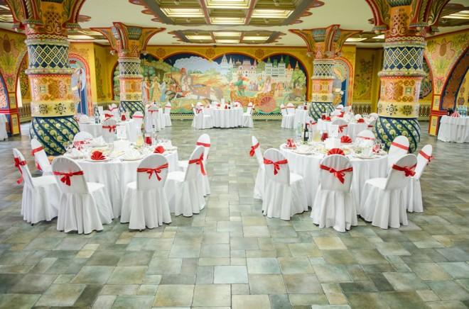 Ресторан в русском стиле станет прекрасным выбором для вашей свадибы