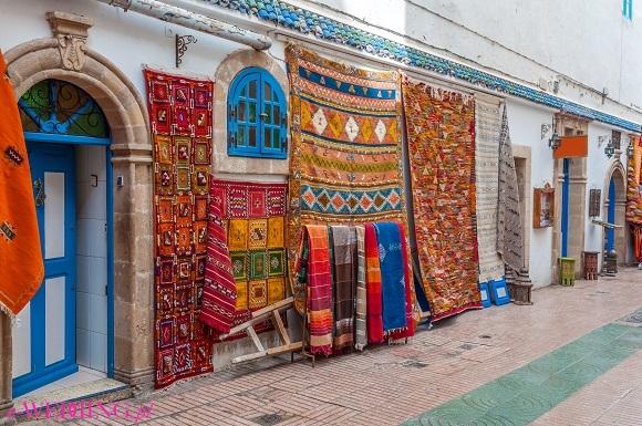 Восточные улочки Марокко