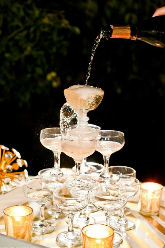 Самостоятельная закупка алкогольных напитков позволяет сократить свадебный бюджет