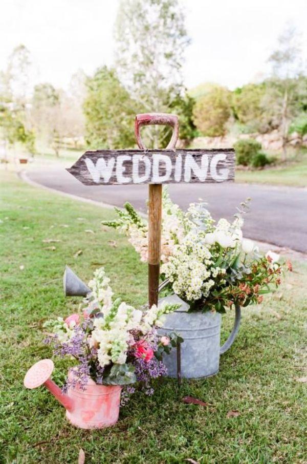 Свадебные указатели