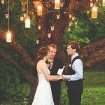 Как провести свадьбу на открытом воздухе