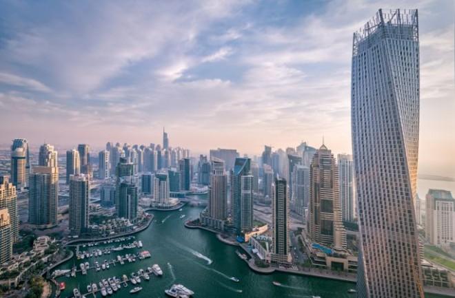 Дубай - очень красивый и современный город