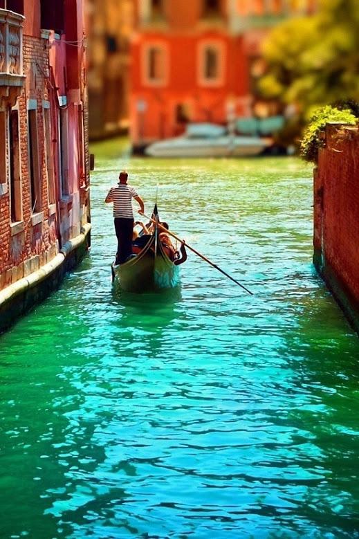 Венеция - город влюбленных