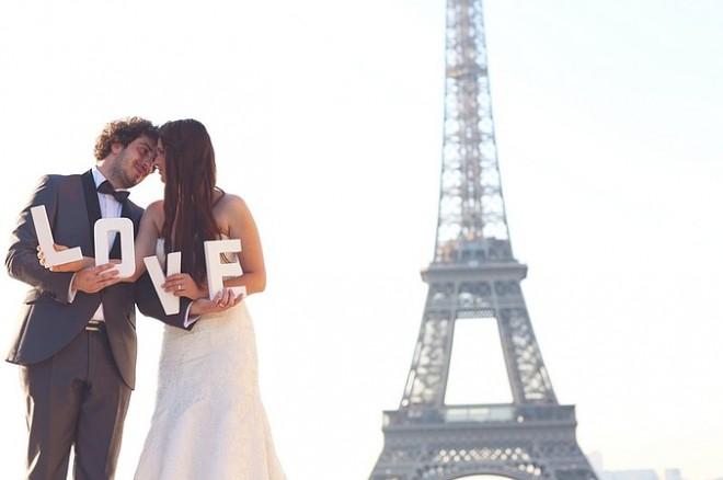 Свадебное торжество в стиле Прованс
