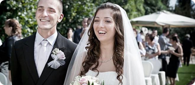 Летняя свадьба на свежем воздухе