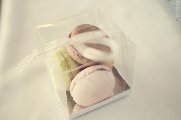 Десерт в пастельных тонах