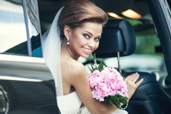 К месту венчания нужно ехать окольными путями